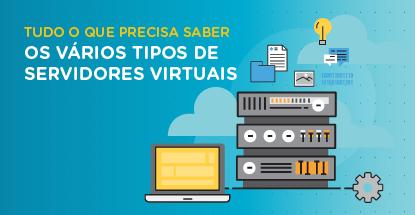 eBook Vários Tipos Servidores Virtuais