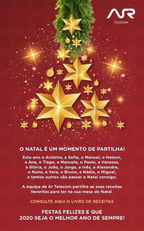 O Natal é um momento de partilha!